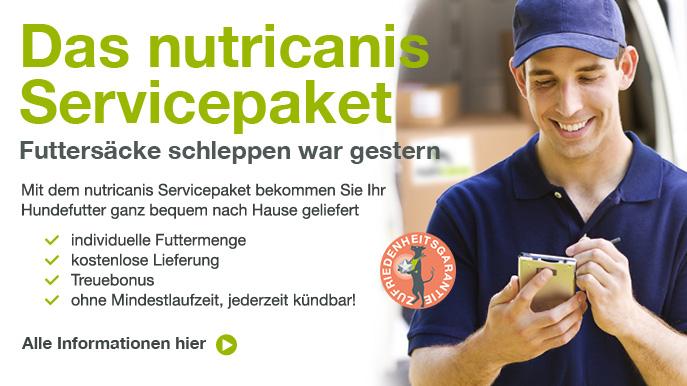 nutricanis Servicepaket