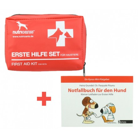 Erste Hilfe Set Hund