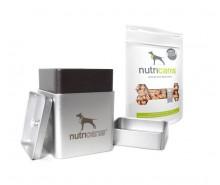Set: Hundesnack Truthahn & praktische Vorratsdose