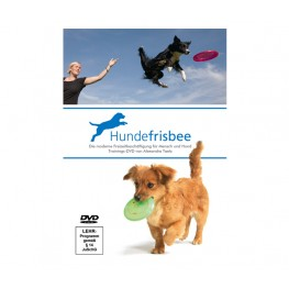 Hundefrisbee, Disc Dog DVD + Booklet