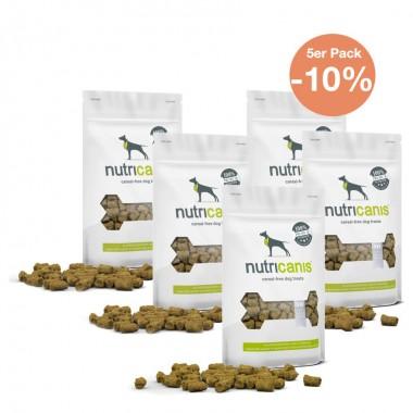 Vorteilspaket: 5 x Hundesnack Truthahn